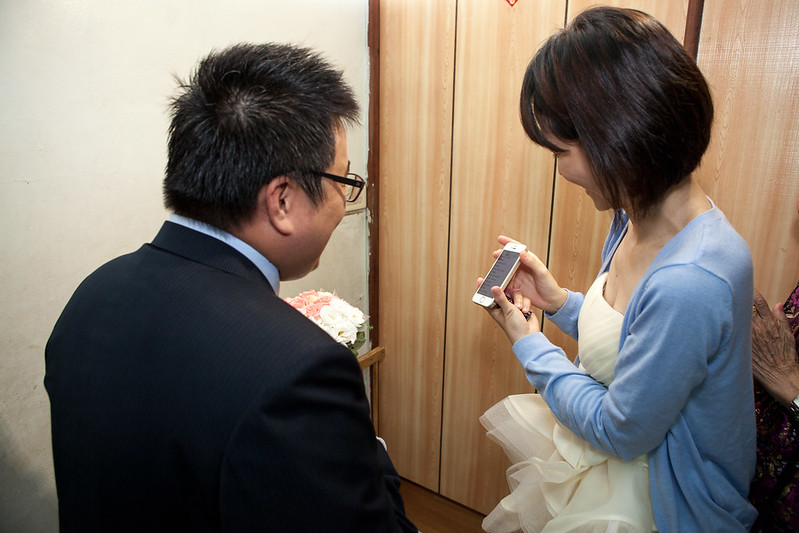孟峰&梵齡 婚禮紀實-108