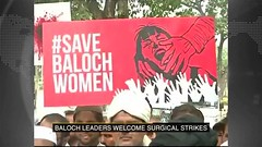Baloch Leaders in favour of Surgical Strike by India, urges the world to join (WorldIsOneNews) Tags: baloch leaders favour surgical strike by india urges world join
