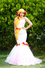 Alice in Wonderland (Shanna_Jones) Tags: wedding fashion jones alice sassy dresses studios wonderland rockstars royalty shanna
