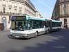 Renault Agora L - RATP 4477 (Pi Eye) Tags: paris bus renault autobus iledefrance agora ratp roissy cdg aéroport parisien rvi irisbus stif gelenk roissybus agoral articulé vertjade