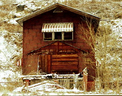 ...And We Are In The Walls (Aragarthiel) Tags: old winter red snow west building abandoned river virginia nationalpark alone pentax ghost gothic mining ghosttown appalachian coal destroyed decaying k5 destroy miningtown coalminer newrivergorge thurmond fayettecounty coalmining greepy kitlense snowwinter coalminingtown thurmondwv newriverwv fayettecountywv thurmondwestvirginia fayettewv pentaxk5 aragarthiel newrivier