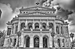 Alte Oper (theirishmexican) Tags: travel house architecture germany opera frankfurt tourist orchestra symphony alteoper mygearandme