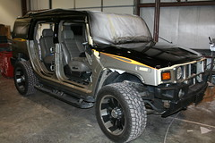 """2003 Hummer • <a style=""""font-size:0.8em;"""" href=""""http://www.flickr.com/photos/85572005@N00/8643588076/"""" target=""""_blank"""">View on Flickr</a>"""