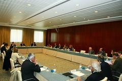 Reunião da Comissão Política