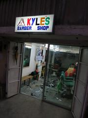 KYLE'S Barber Shop