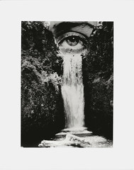 (brianoldham) Tags: white black eye film collage waterfall tears brian montage oldham tear brianoldham