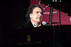 Peter Buffett Performing at the 2013 Global Philanthropy Forum