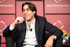 Antonio Moraes Neto at the 2013 Global Philanthropy Forum