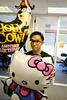 Happy Birthday (Sensaet) Tags: birthday party confetti startup surprise paloalto siliconvalley photosharing cooliris