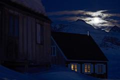 Tinit, here we come! | Greenland (jackwolfskin_com) Tags: schnee snow ice night glacier greenland sledge schlitten grnland schlittenhunde sledgedogs