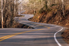 Tennessee Mountain Highway - Marion County (SeeMidTN.com (aka Brent)) Tags: highway tn tennessee winding marioncounty roadgeek roadfan bmok tn156 bmok9used top20of2013