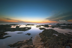 """Tanjung Jara Sunrise III"" (Nur Ismail Photography) Tags: sunrise terengganu dungun singleexposure leefilters tanjungjara sifoocom nurismailphotography nurismailmohammed nurismail leeglassenhancer"