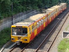 Tyne & Wear Metro 4044 (Will Swain) Tags: uk england bus buses metro 1st britain north july tyne wear east heworth 2009 4044 pte