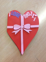 Y9 card project (Stretford High School) Tags: email welldone