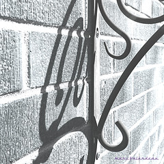 WORKING ON A DREAM (marc falardeau) Tags: shadow urban toronto wall spring april amateur 4s gayphotographer neversuburban