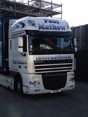 Celebrities On Ice Tour 2013 Paul Mathew Tour Truck (5asideHero) Tags: ice truck paul tour space cab transport super celebrities r1 mathew daf on prm xf