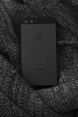 iPhone 5 (Matthew Larrabee) Tags: lighting school black ikea grey key 5 low blanket aic iphone