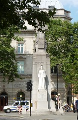 Edith Cavell Monument, London ( Claire ) Tags: world brussels london monument one war german worldwarone british nurse ww1 squad 1915 greatwar edith firstworldwar cavell firing 2012 treason firingsquad execution london2012 executed edithcavell prezzo
