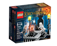 LEGO The Lord of the Rings 79005 - The Wizard Battle - BoxArt (THE BRICK TIME Team) Tags: brick lego lord lotr rings herr hdr ringe