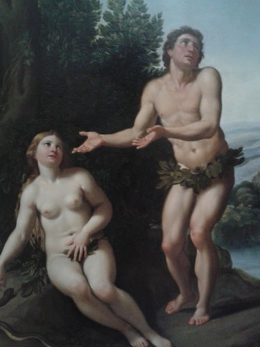 Adam and eve naples