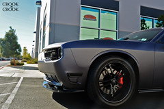 2011 Custom Dodge Challenger (Crooks Life) Tags: vegas lasvegas dodge findlay challenger sincity srt savini srt8 vegaslife saviniwheels findlaycustoms crookslife crookncrook
