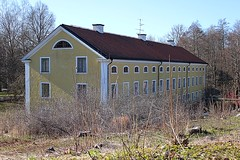 Edsbruk Sweden (annkarlstedt) Tags: old house building castle sweden swedish smland sverige manor svensk arkitektur gammal slott gammalt herrgrd byggnad samhlle bruk svenskt bruksort tjust herreste arbetarbostder edsbruks