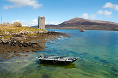 (Oceanraider........ On & Off for summer :)) Tags: ireland boat lifeboat mayo achill achillisland rnli towerhouse currach atlanticdrive achillsound curraun dereens