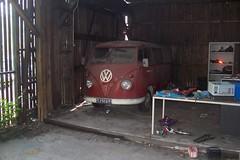 """TJ-51-69 Volkswagen Transporter bestelwagen 1962 """"Brandweer Elst"""" • <a style=""""font-size:0.8em;"""" href=""""http://www.flickr.com/photos/33170035@N02/8701097083/"""" target=""""_blank"""">View on Flickr</a>"""