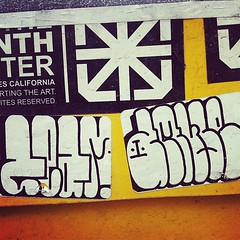 ZEAM x AMUSE (billy craven) Tags: chicago de graffiti sticker tag slap amuse handstyles zeam seventhletter uploaded:by=instagram