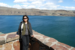Chunlin at Gingko (Sotosoroto) Tags: river washington columbiariver vantage gingkopetrifiedforest