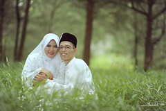 zali & zila (budakli) Tags: wedding portrait art film nature monochrome painting print square photo blackwhite foto image album picture hijab malaysia frame works infrared service editing batavia job nikonf3 hdr highdynamicrange lanscape terengganu perkahwinan humaninterest stok filem potret custome azli hitamputih imej budakli pulseir fulsecolour