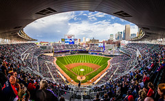 View from the Top Shelf (Icedavis) Tags: field minnesota twins baseball stadium minneapolis arena tc target mn targetfield