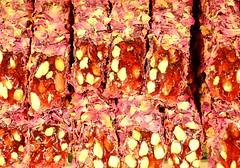 Another variety of lokum (unlawyer) Tags: food turkey dessert candy market turkiye istanbul foodporn bazaar confectionery turkishdelight spicebazaar lokum foodpictures foodpics msrars