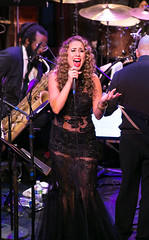 Haley Reinhart at the NOJO Rock Show at the House of Blues New Orleans, Thursday, November 13, 2014