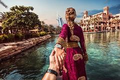 Follow me to Burj al Arab, Dubai (waluntain) Tags: follow me photo photos compilation shoot shoots murad osmann natalia zakharova world places beautiful dubai abu dhabi burjalarab photographer
