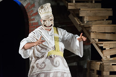 160724_MilesGloriosus_377 (sergio_scarpellini) Tags: milesgloriosus plautusfestival plautus theater teatro sarsina plauto ettorebassi justinemattera corradotedeschi