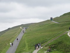 Country lanes on the Downs (cohodas208c) Tags: bus isleofwight winding hillside lanes islandbreezer westhighdowns