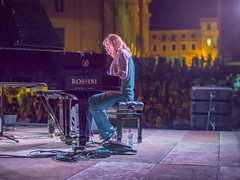 concert (Francesco Ganzetti) Tags: slr 25mm 95 olympus night nightscape street photography atmosphere bokeh focus travel town summer magic music concert people