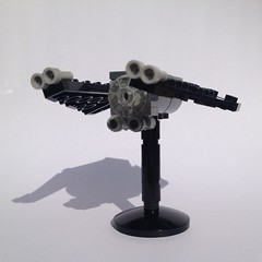 Mini TIE Striker A (FxanderW) Tags: lego starwars rogueone r1 moc custom micro mini scale tiestriker