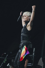 Jenna McDougall - Tonight Alive (rspphotography) Tags: select music band warped tour hair androgynous pride gay
