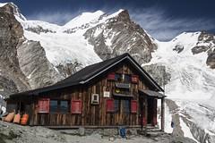 Mezzalama (vettenuvole) Tags: alpinismo castore valdayas versanteovest vettenuvole traversatadelcastore