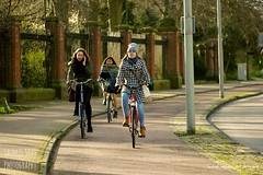 Haagse Fiets Chic (Saumil U. Shah) Tags: bike bicycle girl hague denhaag haagse fiets chic haagsefietschic holland netherlands dutch fashion saumil shah saumilshah spectrallines therealsaumil