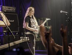 Nervosa live 8-19-2016pic14 (Artemortifica) Tags: brazil chicago mosh nervosa reggies reign suspended wrath brutal concert deathmetal event live metal music performance pit stage thrashmetal il