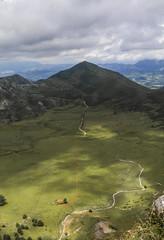 Polje de Comeya - from Covadonga lakes (Missusdoubleyou) Tags: covadongalakes poljedecomeya picosdeeuropa spain