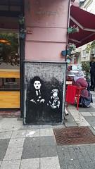 20151022_171451 (efsa kuraner) Tags: kadky istanbul streetart istanbulstreetart graffitiart wallart urbanart mural