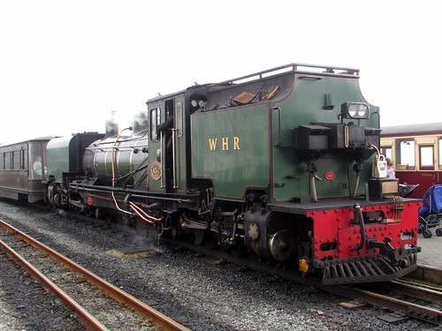 Welsh Highland Railway No 143