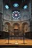 Catedral de Worms, Alemania (kaplan10) Tags: catedraldeworms alemania religión arquitectura religiosa devoción fe creyente iglesia templo arquitecturareligiosa culto oración ábside interior catedral cristaleras gotischearchitektur