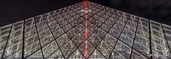Pyramide du Louvre - Paris - France (vlegallic) Tags: paris ledefrance france fr louvre lelouvre pyramide pyramidedulouvre nightshot night parisbynight parislanuit tamron tamron1530 tamronsp1530 tamronsp1530mmf28divcusd nikon nikond610 d610
