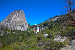 Yosemite (DGNacho.com) Tags: dgnacho travel traveling vacation visiting instatravel trip holiday photooftheday fun tourist instatraveling mytravelgram travelgram simplyadventure teamcanon naturelovers neverstopexploring outdoors traveladdict traveler view vsco vscocam wander wanderlust photography photo wow blue green landscape ngc isleofskye yosemite mountain nature nofilter filter canon thelavishsociety ponderation avenuesofinspiration falls active sky