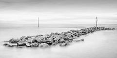 Groyne (ashton.clive) Tags: blurred groyne waves slow exposure
